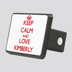 Keep Calm and Love Kimberly Hitch Cover