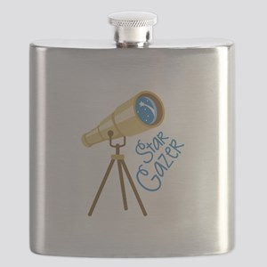 Star Gazer Flask