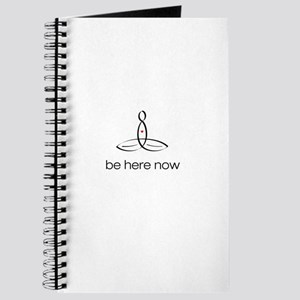 Meditator - Be Here Now - Journal