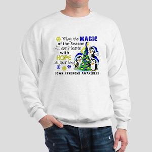 DS Christmas Penguins Sweatshirt