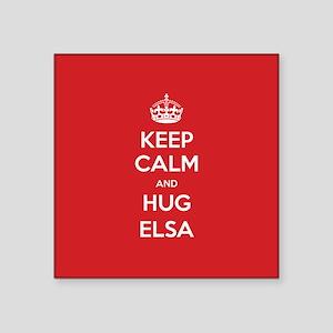 Hug Elsa Sticker
