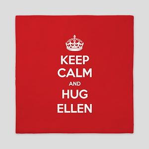 Hug Ellen Queen Duvet