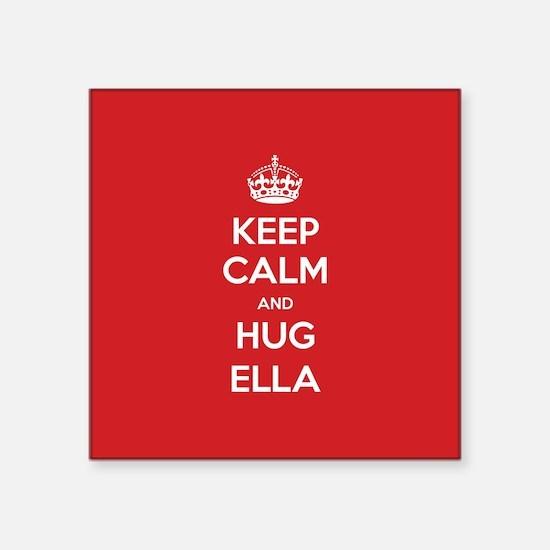 Hug Ella Sticker