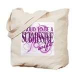 Submissive Wife Tote Bag