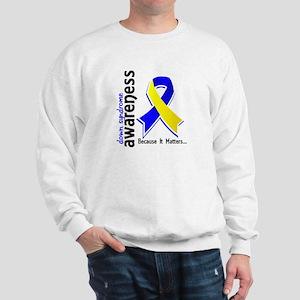 DS Awareness 5 Sweatshirt