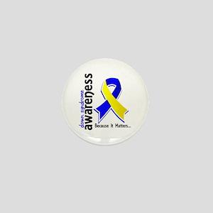 DS Awareness 5 Mini Button