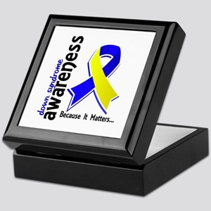 DS Awareness 5 Keepsake Box