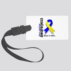DS Awareness 5 Large Luggage Tag