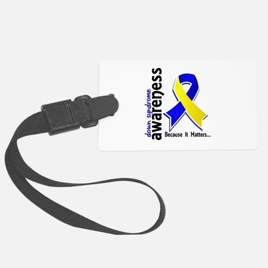 DS Awareness 5 Luggage Tag