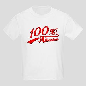 100% Albanian Kids Light T-Shirt
