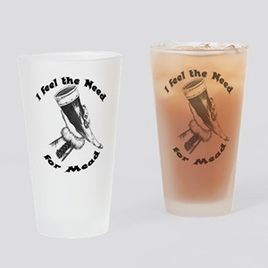 Need For Mead Drinking Glass
