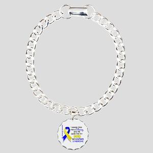 Blessing 4 Son DS Charm Bracelet, One Charm
