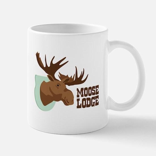 MOOSE LODGE Mugs