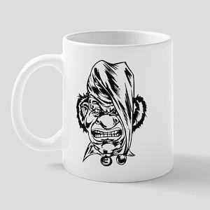 Angry Clown Mug