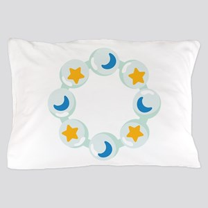 Teething Rattle Pillow Case