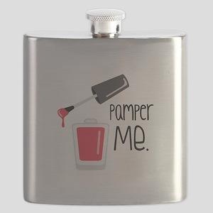 Pamper Me. Flask