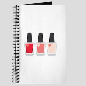 Nail Polish Manicure Journal