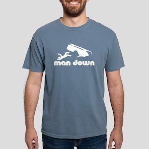 man down snowmobile T-Shirt