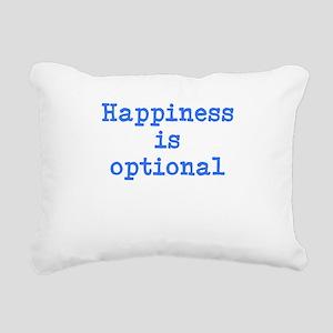 Eternal Optimist Rectangular Canvas Pillow