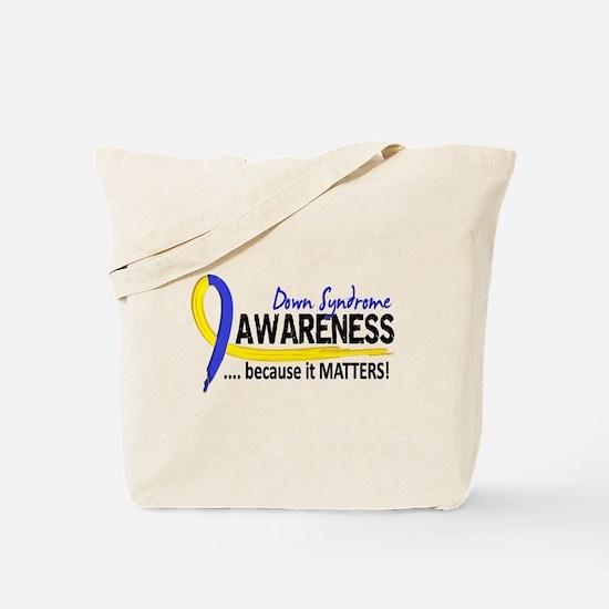 DS Awareness 2 Tote Bag