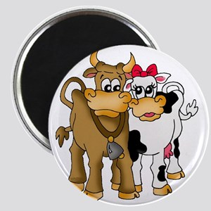 Pair of cows Magnet