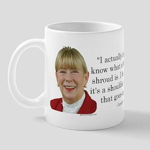 Carolyn McCarthy Quote Mug