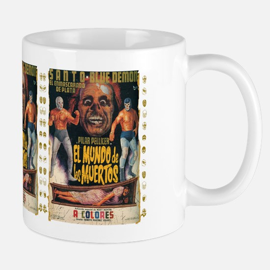 MEXICAN HORROR WRESTLING MOVIE Mug