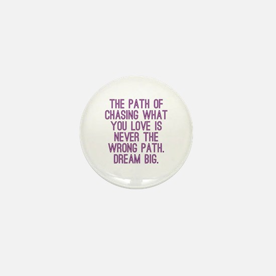 The Path Mini Button