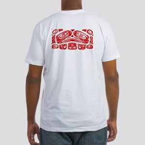 Tlingit Fitted T-Shirt