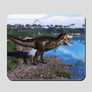 Tyrannosaurus 2 Mousepad