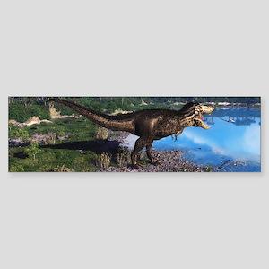 Tyrannosaurus 2 Bumper Sticker