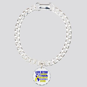 DS Look Beyond 2 Son Charm Bracelet, One Charm