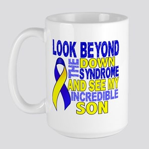 DS Look Beyond 2 Son Large Mug