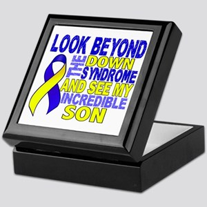 DS Look Beyond 2 Son Keepsake Box