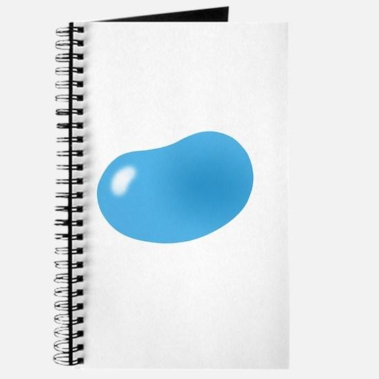 bigger jellybean blue Journal