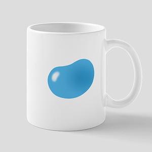 bigger jellybean blue Mugs