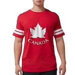 Canada Maple Leaf Souvenir Mens Football Shirt