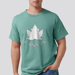 Canada Maple Leaf Souven Mens Comfort Colors Shirt