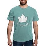 Canada Maple Leaf Souven Mens Comfort Colors Shirt