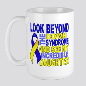 DS Look Beyond 2 Daughter Large Mug