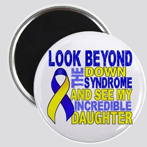 DS Look Beyond 2 Daughter Magnet