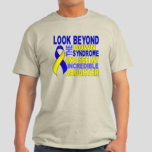 DS Look Beyond 2 Daughter Light T-Shirt