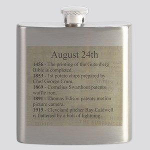 August 24th Flask