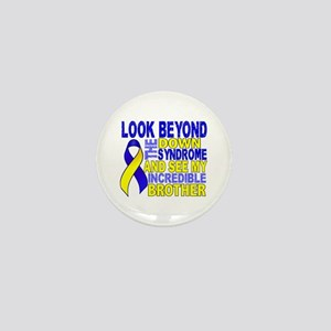 DS Look Beyond 2 Brother Mini Button