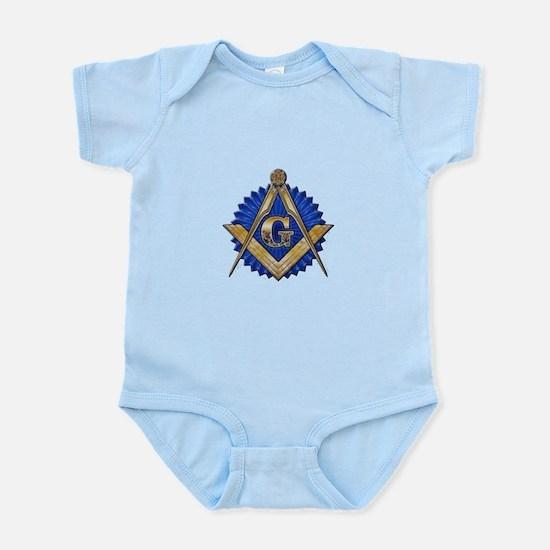 Blue Lodge Mason Body Suit
