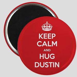 Hug Dustin Magnets