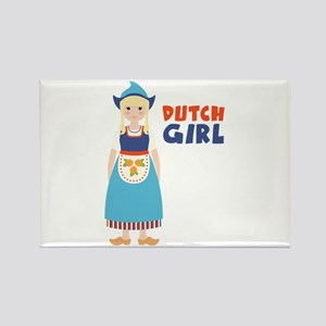 DUTCH GIRL Magnets