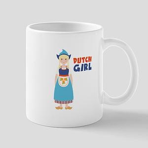 DUTCH GIRL Mugs