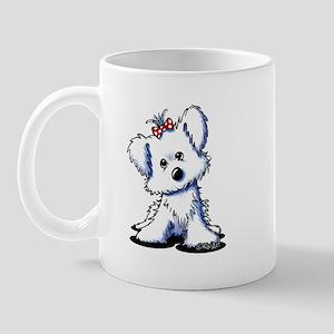 Girlie Maltese Mug