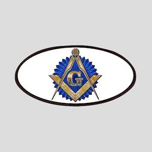 Blue Lodge Mason Patch
